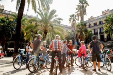 Barcelona Bike Tours, rutas y visitas guiadas en bicicleta por Barcelona