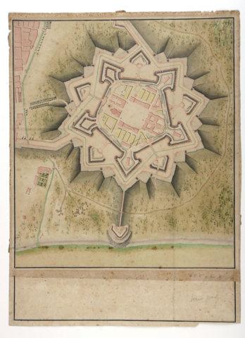 Ciudadela de Barcelona fortaleza militar 1714