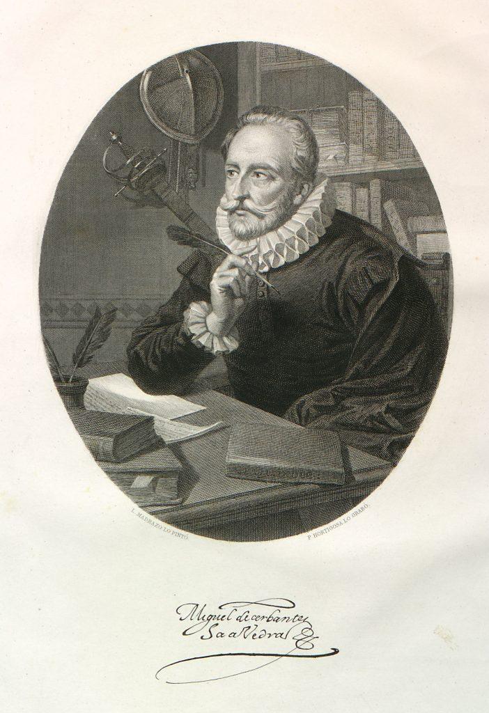 Don Quijote de la Mancha, Miguel de Cervantes en Barcelona, escritor, Ruta de Arte y de Cultura