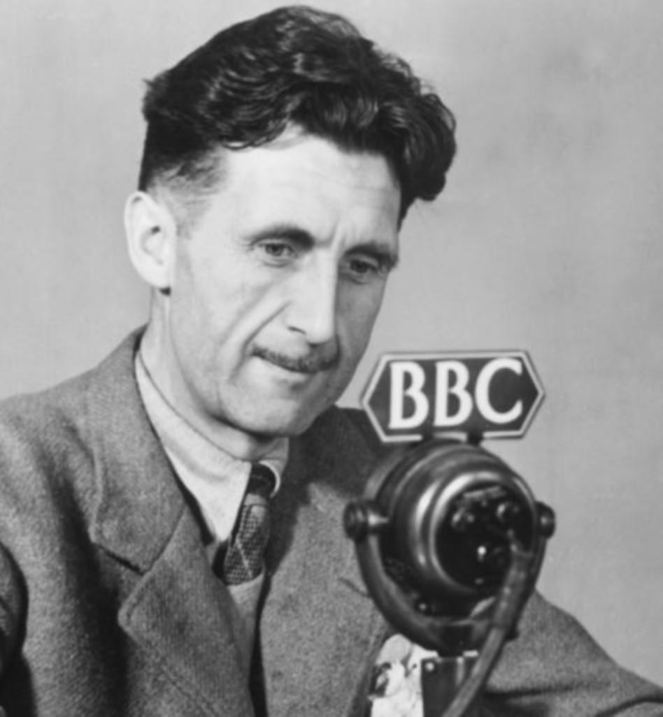 George Orwell, escritor y periodista inglés, Homenaje a Cataluña