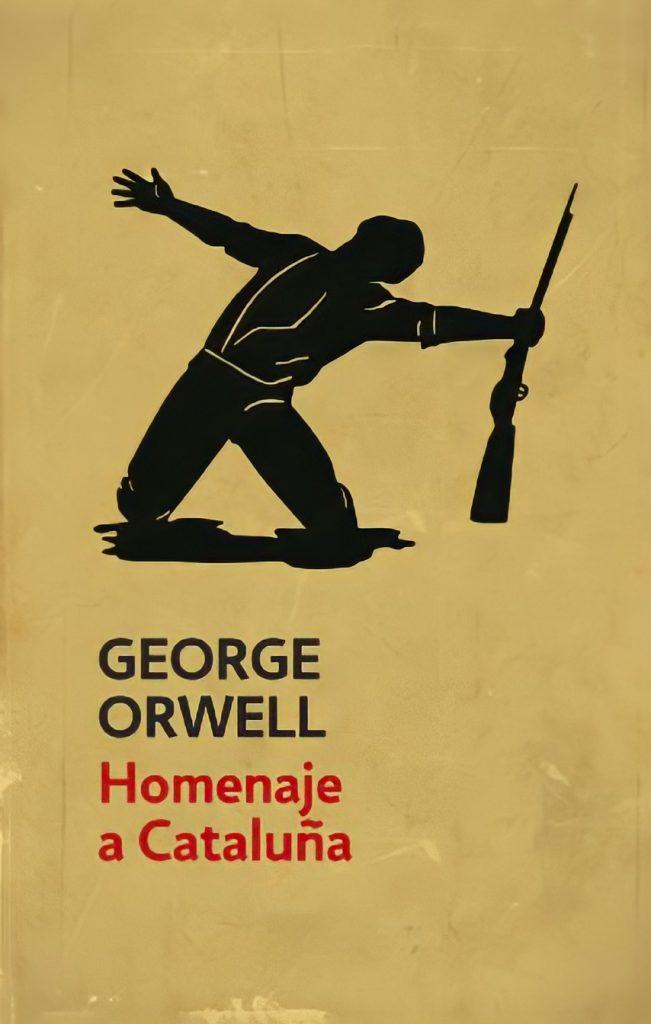 George Orwell, Homenaje a Cataluña, 1938, escritor y periodista escritor británico