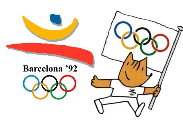 Juegos Olímpicos en Barcelona 1992