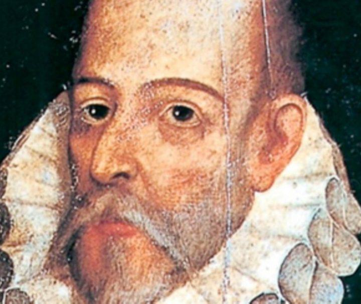 Miguel de Cervantes escritor de Don Quijote