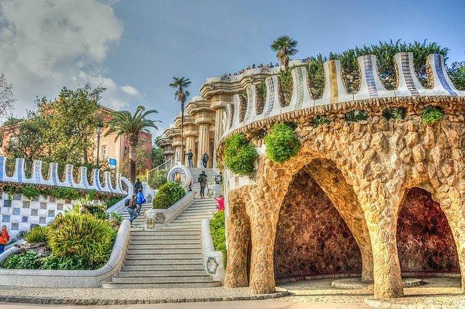 Park Güell Gaudí Rutas escolares y visitas guiadas por Barcelona
