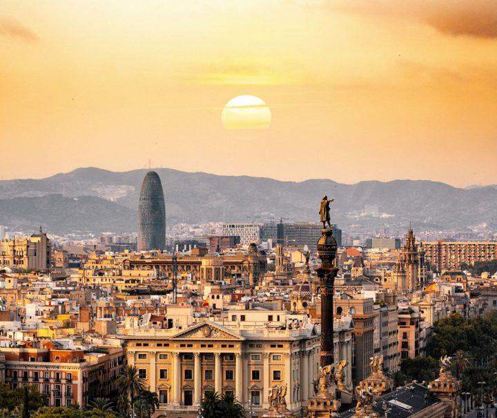 Rutas y visitas guiadas culturales por Barcelona