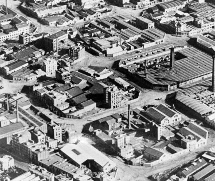 Las fábricas del Poblenou, el patrimonio industrial de Barcelona